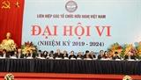 Khai mạc Đại hội đại biểu toàn quốc lần thứ VI nhiệm kỳ 2019-2024 Liên hiệp các tổ chức hữu nghị Việt Nam