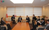 Делегация Компартии Вьетнама совершила визит в Японию