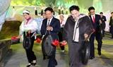 Chủ tịch Quốc hội Nguyễn Thị Kim Ngân dự Lễ khai mạc Tuần Văn hóa Du lịch tỉnh Hòa Bình 2019