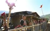 Activités du Village culturel et touristique des ethnies du Vietnam pour le Nouvel an 2020