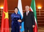 Председатель НС Вьетнама находится в Республике Татарстан (РФ) с визитом