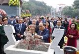 Thủ tướng dâng hương tại Lễ hội 230 năm Chiến thắng Ngọc Hồi-Đống Đa