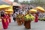 Khai mạc lễ hội chùa Bái Đính Xuân Kỷ Hợi