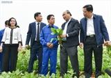 Глава правительства посетил Банк социальной политики