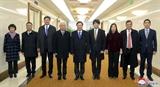 Phó Thủ tướng Bộ trưởng Ngoại giao Phạm Bình Minh thăm chính thức Triều Tiên
