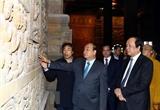 Премьер-министр Вьетнама проверил ход подготовки к празднику Весак 2019