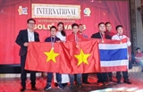 Vietnamese students win gold medals at intl mathematics contest