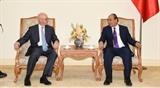 Вьетнам желает активизировать сотрудничество с МВФ