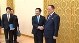 Вице-премьер глава МИД Вьетнама находится в КНДР с официальным визитом