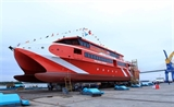 Con Dao-Vung Tau highspeed catamaran launched