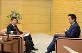 グエン・ドゥック・ロイ(Nguyen Duc Loi)ベトナム通信社社長は日本を訪問