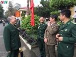 В Хазянгe прошла беседа в честь 40-летия войны по защите северной границы Вьетнама