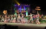 Многие туристы посетили фестиваль Лим и весенний фестиваль в Лаокаe