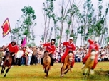 Horse racing entices traditional sports lovers