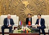 Việt Nam-Nga tiến tới nâng cấp hợp tác về phòng chống tham nhũng