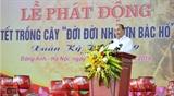 В Ханое состоялась церемония запуска движения Тэт посадки деревьев