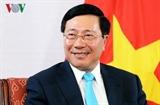 ឧបនាយករដ្ឋមន្ត្រី រដ្ឋមន្ត្រីការបរទេសវៀតណាមលោក Pham Binh Minh នឹងអញ្ជើញទៅបំពេញទស្សនកិច្ចនៅអាល្លឺម៉ង់