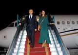 Presidente de Argentina inicia visita a Vietnam