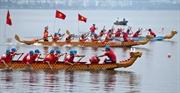 Lễ hội Bơi chải Thuyền rồng Hà Nội mở rộng năm 2019