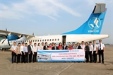 VASCO launches Vinh-Da Nang air route