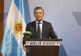 Vietnam es un socio clave para Argentina afirma el presidente Macri
