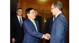 Укрепляется стратегическое партнерство между Вьетнамом и Германией