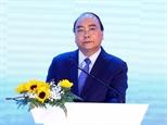 Le PM inaugure une usine de production deau pure de boissons végétales et de jus de fruits