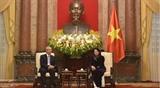 Руководители Вьетнама приняли делегацию Верховного суда Таиланда