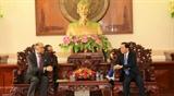 Вьетнам и Индия укрепляют сотрудничество в области экономики и техники