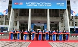 International media center for 2nd DPRK-USA Summit inaugurated