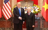 Vietnam US sign cooperation deals