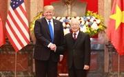 베트남- 미국간 4건의 협력문서 체결