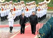 베트남-조선의 역사적 이정표