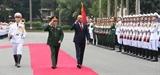 Bộ trưởng Quốc phòng Philippines thăm chính thức Việt Nam