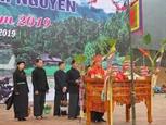 La fête Long Tong trait culturel de plusieurs ethnies du Nord-Ouest