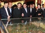 Phó Thủ tướng Vương Đình Huệ thăm Khu di tích Chiến thắng biên giới
