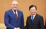 Вьетнам поощряет российские компании инвестировать в страну