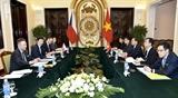 Вьетнам и Чехия провели политические консультации