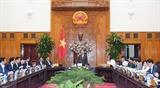 Премьер председательствовал на встрече по вопросам основания городского уезда Шапа