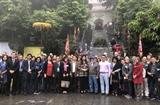 Fortalecen nexos de amistad entre Hanoi y pueblos en el mundo