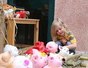 Exhibition welcomes Year of the Pig