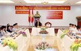 Председатель НС Вьетнама нанесла рабочий визит в провинцию Жалай