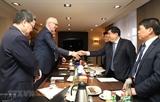 Busca Vietnam impulsar la cooperación tecnológica con Alemania