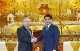 Destacan esfuerzos de Vietnam en organización de la carrera automovilística F1 en 2020