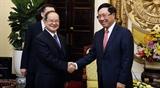 Поощрение инвестиций китайских предприятий во Вьетнам