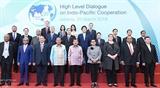 В Джакарте прошел диалог высокого уровня по сотрудничеству в Индо-Тихоокеанском регионе