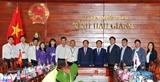 Hậu Giang thúc đẩy hợp tác với tỉnh Jeollanam-do của Hàn Quốc