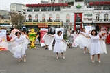 5-ое уличное мероприятие Русские мелодии в сердце Ханоя