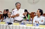 Đà Nẵng: Tọa đàm khoa học về thư tịch cổ và văn khắc Hán Nôm Ngũ Hành Sơn