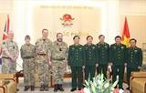 Vietnam et Royaume-Uni renforcent la coopération dans la médecine militaire